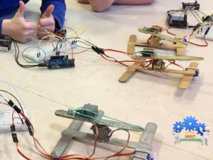 Robot Combat – Engineering your future with STEM based hands